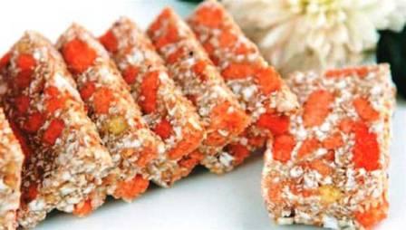 Bánh cáy Làng Nguyễn: đặc sản vùng đất Thái Bình