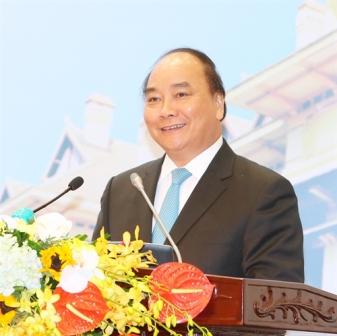 Thủ tướng Nguyễn Xuân Phúc đến Thụy Sỹ dự Hội nghị WEF