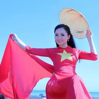 Hạnh phúc của người nghệ sĩ là được quảng bá văn hóa Việt Nam ra thế giới