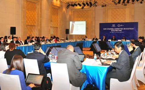 Bế mạc SOM1: Tự do hóa thương mại và đầu tư tiếp tục  là dòng chảy của hợp tác APEC