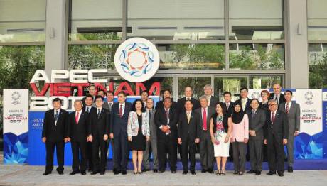 SOM1 nhất trí với 4 ưu tiên hợp tác của năm APEC 2017