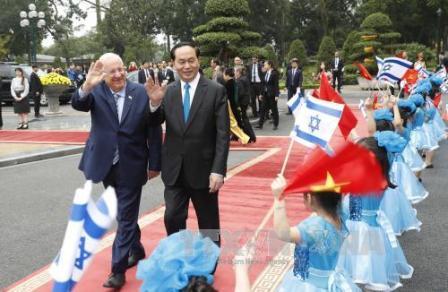 Mở ra cơ hội hợp tác mới giữa Việt Nam và Israel