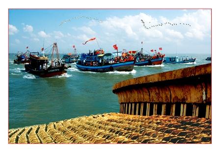 แก่งห่าวพัฒนาเศรษฐกิจทางทะเล