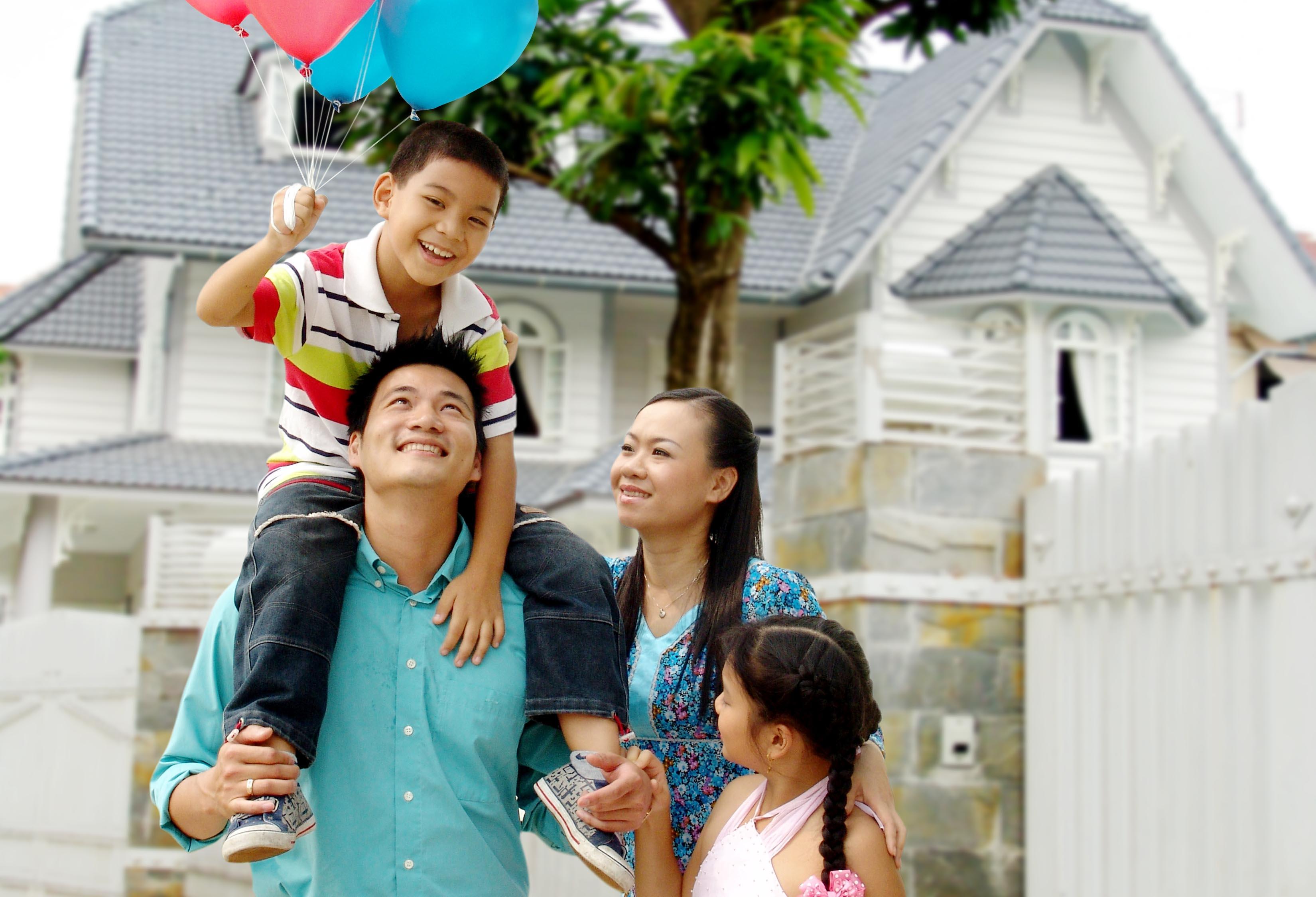 สร้างสรรค์ครอบครัวเวียดนามที่อิ่มหนำผาสุกและเสมอภาค