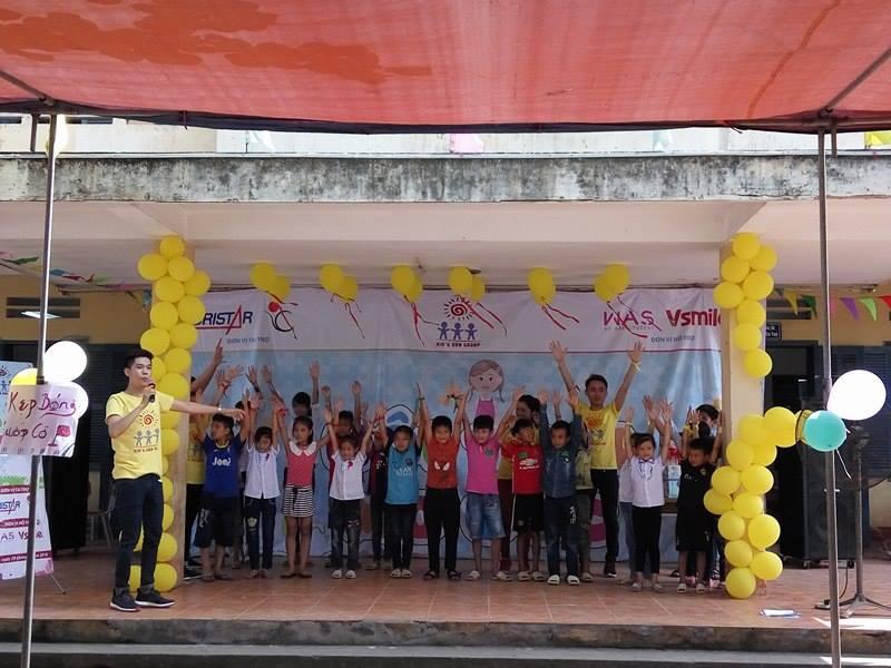 ร่วมให้การช่วยเหลือเด็กที่ติดเชื้อ HIV ปรับตัวเข้ากับชุมชน
