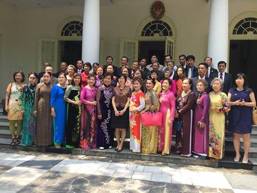 ภาษาเวียดนามในชุมชนชาวไทยเชื้อสายเวียดนาม