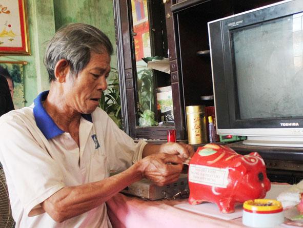 ประสิทธิภาพจากขบวนการออมเงินเพื่อสร้างบ้านให้แก่คนจน