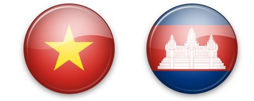 พิธีเปิดอนุสาวรีย์มิตรภาพเวียดนาม – กัมพูชา ณ จังหวัดกำปงธม