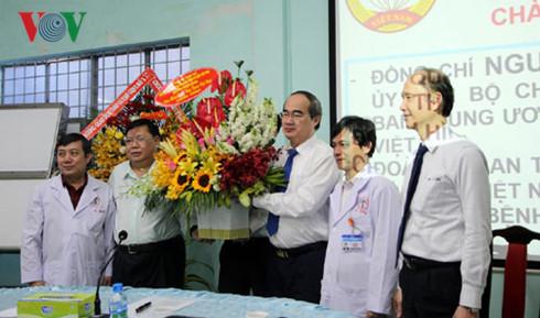 กิจกรรมต่างๆในโอกาสวันแพทย์เวียดนาม 27 กุมภาพันธ์