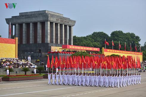 10 sự kiện trong nước nổi bật năm 2015 do Đài Tiếng nói Việt Nam bình chọn