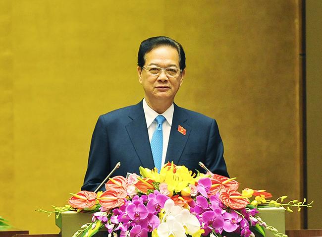 Chủ tịch nước, Thủ tướng, Chủ tịch Quốc hội báo cáo công tác nhiệm kỳ