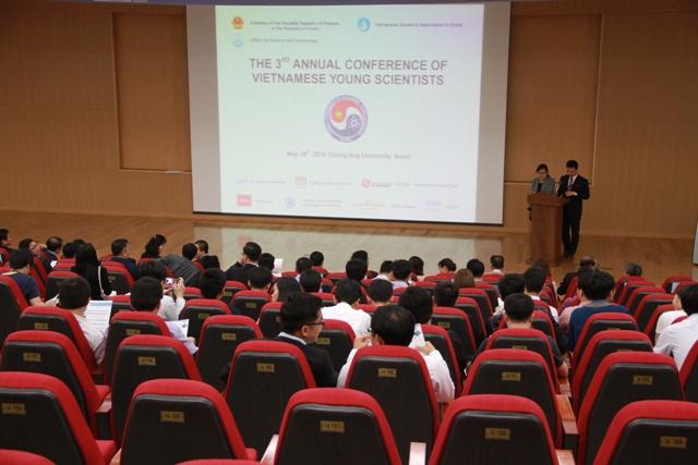 """Hội thảo khoa học sinh viên Việt Nam lần thứ 3 """"ACVYS 2016"""""""