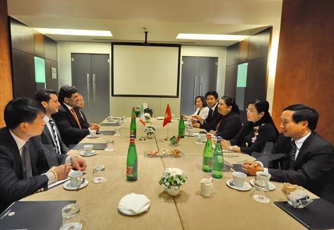 Tăng cường hợp tác giữa Đảng Cộng sản Việt Nam với các Đảng Cộng sản tại Italia