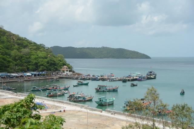 Khám phá vẻ đẹp hoang sơ của quần đảo Nam Du, Kiên Giang