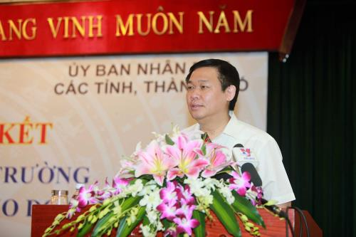 VCCI cam kết hỗ trợ môi trường kinh doanh cho doanh nghiệp ở 32 tỉnh thành Nam, Trung bộ