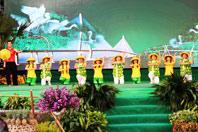 Liên hoan Đàn, Hát dân ca 3 miền tại Kiên Giang