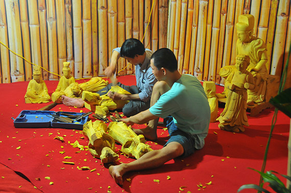Phát triển làng nghề gắn với du lịch và hội nhập quốc tế