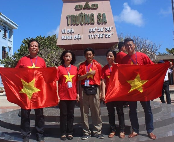 Người Việt ở Ba Lan tích cực hướng về biển đảo quê hương