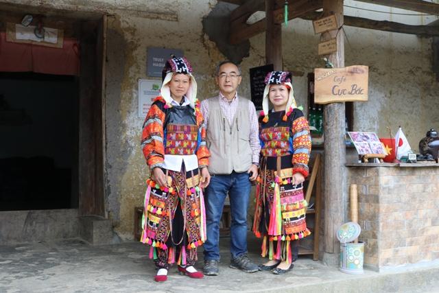 Ông Yasushi Ogura yêu Việt Nam từ lần đến đầu tiên