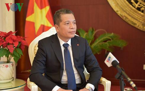 Tăng cường quan hệ hữu nghị láng giềng Việt – Trung
