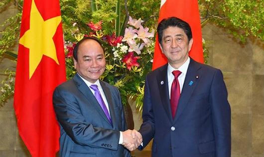 Phát triển mạnh mẽ, toàn diện và thực chất quan hệ Việt Nam - Nhật Bản