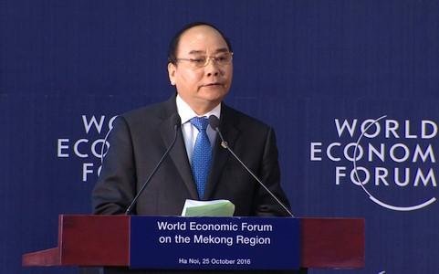 Thủ tướng Nguyễn Xuân Phúc dự Hội nghị thường niên WEF
