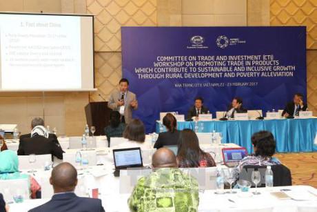 Các cuộc họp tiếp theo trong khuôn khổ Hội nghị SOM 1 và các cuộc họp liên quan