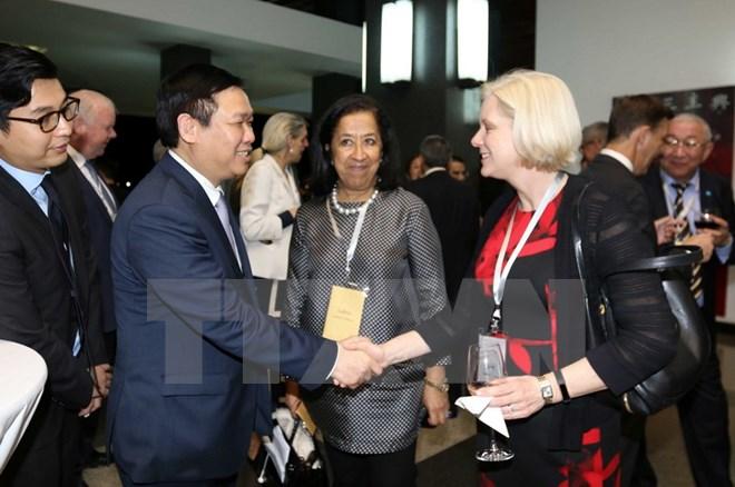 Việt Nam sẵn sàng chào đón các nhà đầu tư của Hội đồng kinh doanh Châu Á