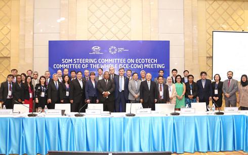 Kết quả ngày làm việc thứ 11 của Hội nghị SOM 1