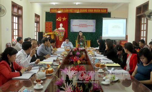 Hội thảo khoa học về đảm bảo quyền của người dân tộc thiểu số ở Tuyên Quang