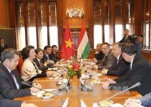 Chủ tịch Quốc hội Nguyễn Thị Kim Ngân kết thúc tốt đẹp chuyến thăm chính thức Cộng hòa Czech
