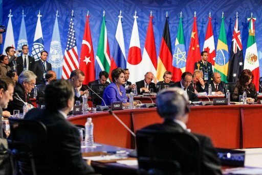7th G20 summit opens in Mexico