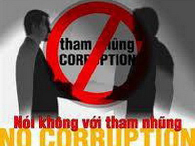 Anti-corruption: The government and people work together