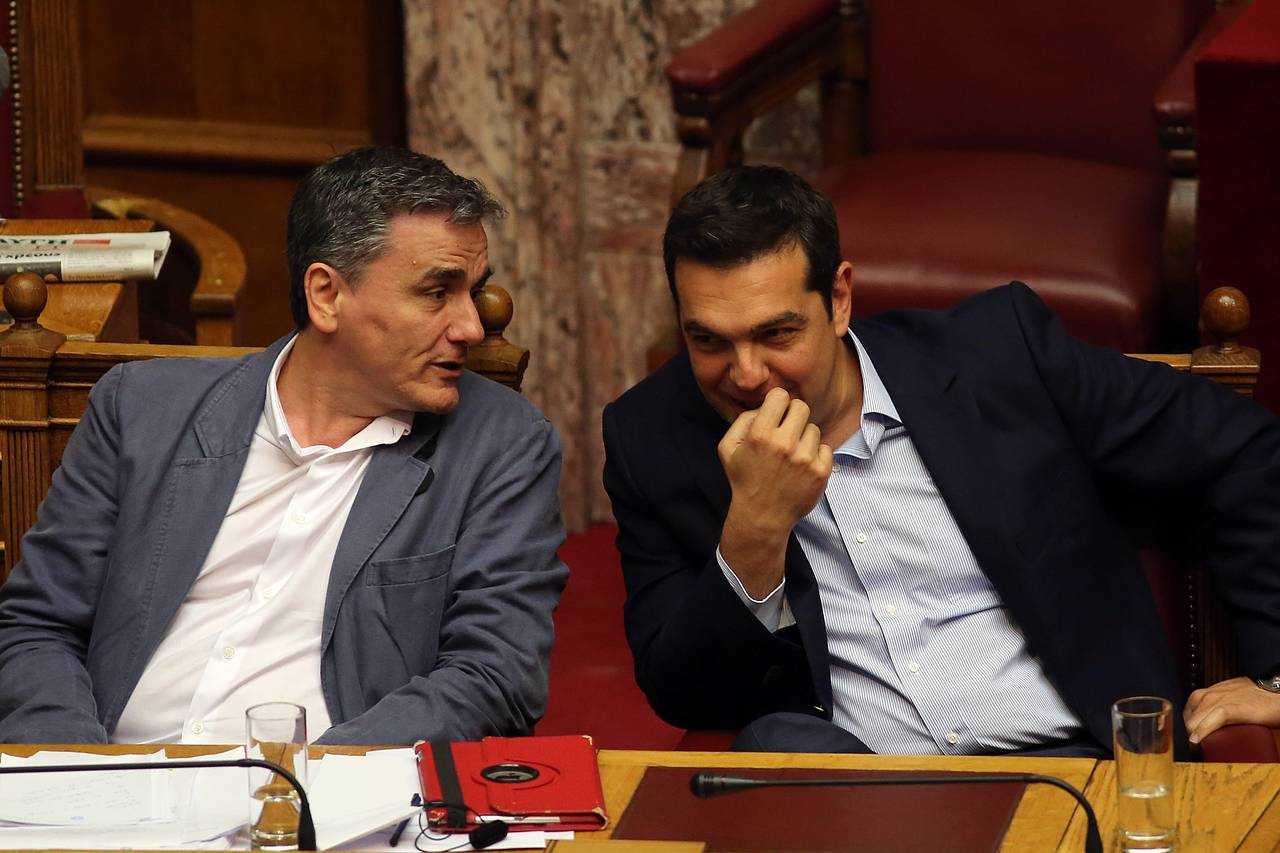 Greece's parliament approves new austerity bill