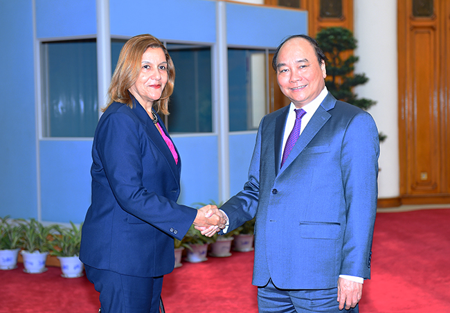 PM hails science-technology cooperation between Vietnam and Cuba
