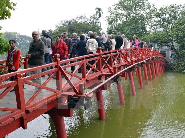 Hanoi hopes to welcome 30 million tourists by 2020