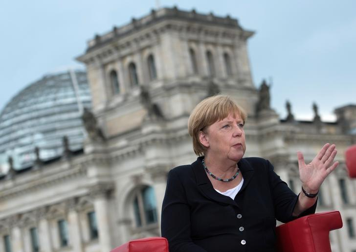 Merkel admits mistakes made in Germany, EU concerning refugees
