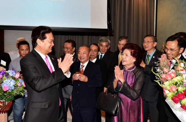 Đẩy mạnh công tác người Việt Nam ở nước ngoài trong tình hình mới