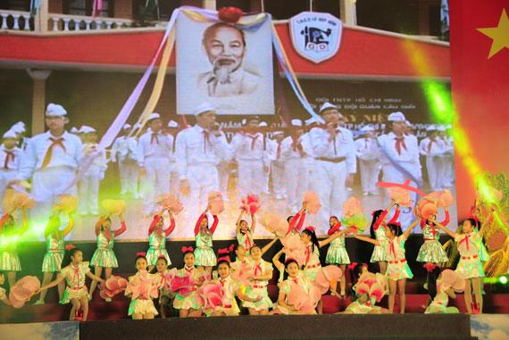 Hà Nội tổ chức nhiều hoạt động kỷ niệm 71 năm Cách mạng tháng Tám và Quốc khánh 2/9
