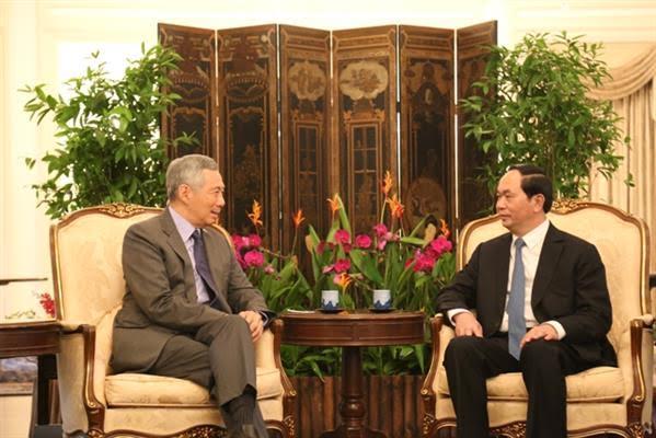 Đưa quan hệ Đối tác Chiến lược giữa Singapore và Việt Nam phát triển lên tầm cao mới