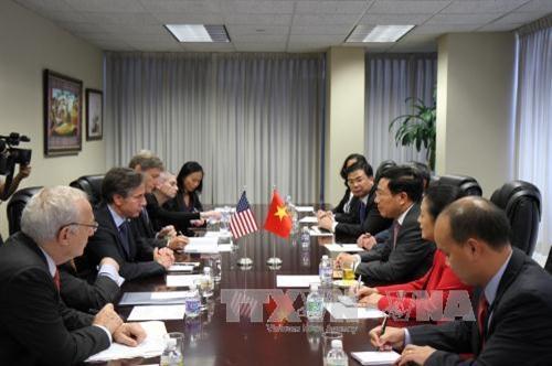 Việt Nam dự Hội nghị không chính thức các Bộ trưởng Ngoại giao ASEAN - Hoa Kỳ