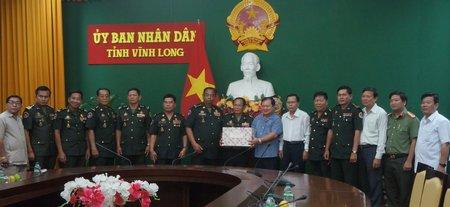 Tình đoàn kết hữu nghị giữa Việt Nam - Campuchia sẽ ngày càng bền chặt