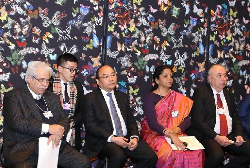 Việt Nam nỗ lực cùng các nước xây dựng Cộng đồng ASEAN vững mạnh