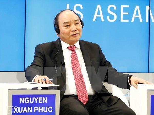 Thủ tướng Nguyễn Xuân Phúc kết thúc tốt đẹp chuyến đi dự Diễn đàn Kinh tế thế giới lần thứ 47