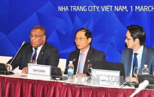 APEC 2017: Kỳ vọng khơi thông quá trình tự do hóa thương mại và đầu tư