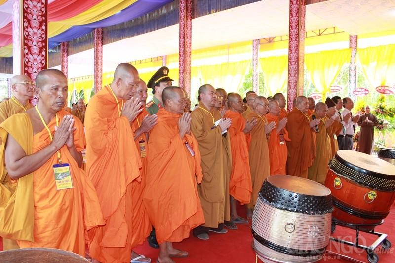 Cần Thơ: Xây dựng học viện Phật giáo Nam tông Khmer