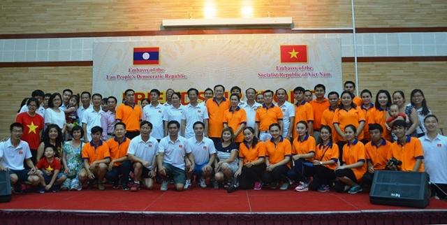 Ấm tình hữu nghị Việt – Lào trên đất nước Campuchia