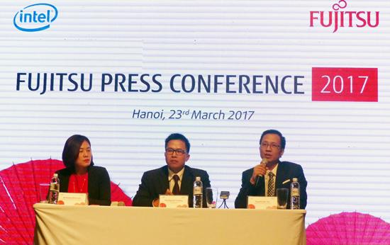 Tập đoàn Fujitsu, Nhật Bản đánh giá cao tiềm năng thị trường công nghệ thông tin Việt Nam