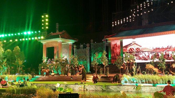 Khai mạc Festival Đờn ca tài tử quốc gia lần thứ II