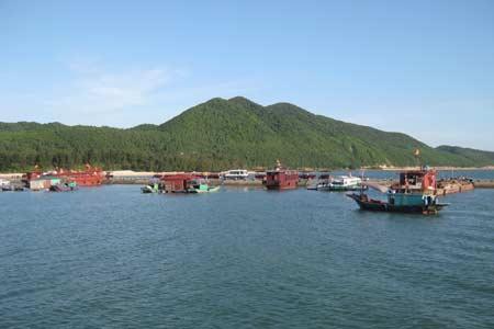 เกาะกวานหล่านความสวยงามตามธรรมชาติ